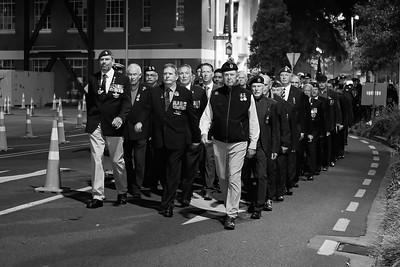 ANZAC Dawn Parade, Lower Hutt