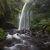 Tiu Kelep Waterfall Lombok, Indonesia