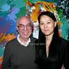 Aubrey Reuben, Dr. Xiu Mung<br /> photo by Rob Rich © 2008 robwayne1@aol.com 516-676-3939