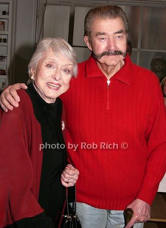 Celeste Holm, Leroy Neiman photo by Rob Rich © 2008 robwayne1@aol.com 516-676-3939