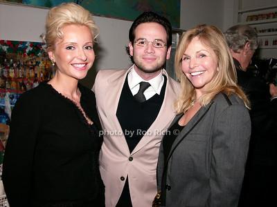 Sandra Navidi, Jared Keller, Judy Gilbert photo by Rob Rich © 2008 robwayne1@aol.com 516-676-3939