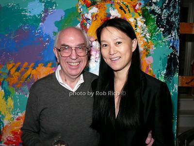 Aubrey Reuben, Dr. Xiu Mung photo by Rob Rich © 2008 robwayne1@aol.com 516-676-3939