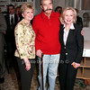 Jan Prokop, Leroy Neiman, Pat Palermo<br /> photo by Rob Rich © 2008 robwayne1@aol.com 516-676-3939