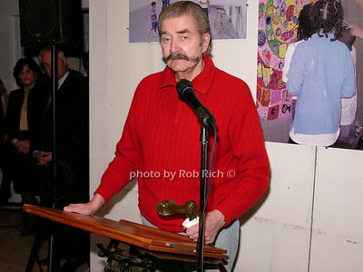 Leroy Neiman photo by Rob Rich © 2008 robwayne1@aol.com 516-676-3939