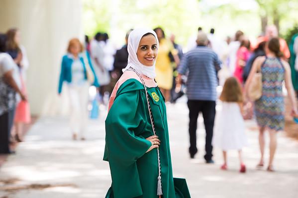 Ahoud Graduation