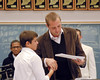 Way to go Shea<br /> November 12, 2008 <br /> Fall Sports Awards <br /> Harrison High School