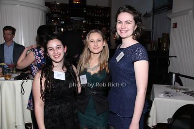 Sarah Schneider, Maria Timonina, Laura Detwiler