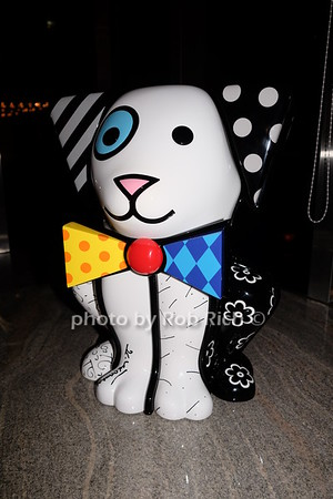 Romero Britto artwork photo by Rob Rich/SocietyAllure.com © 2016 robwayne1@aol.com 516-676-3939