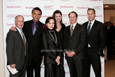 Joe Benincasa, Brian Stokes Mitchell, Bebe Neuwirth, Kate Shindle, Olivier Peardon, Jim Taylor