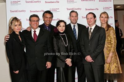 Birgit Muller, George T. Mitchell, Brian Stokes Mitchell, Bebe Neuwirth, Jim Taylor, Olivier Peardon, Susannah Peardon