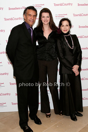 Brian Stokes Mitchell, Kate Shindle, Bebe Neuwirth
