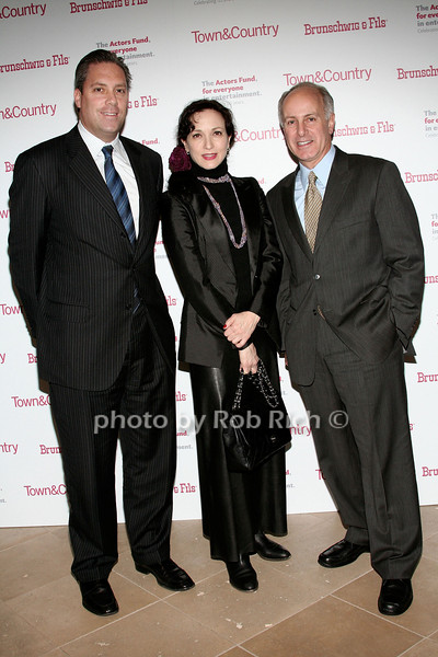 Jim Taylor, Bebe Neuwirth, Joe Benincasa
