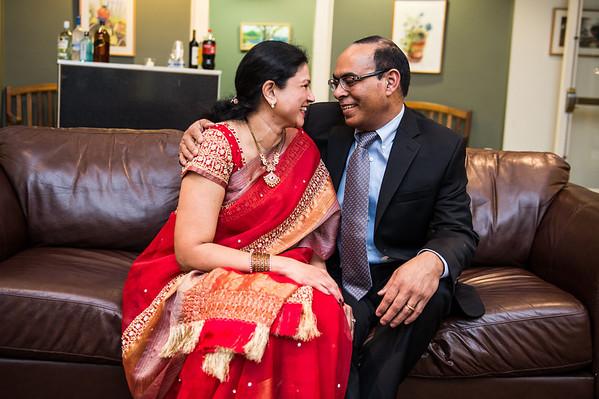 Dakshu & Ravi - 25 Years