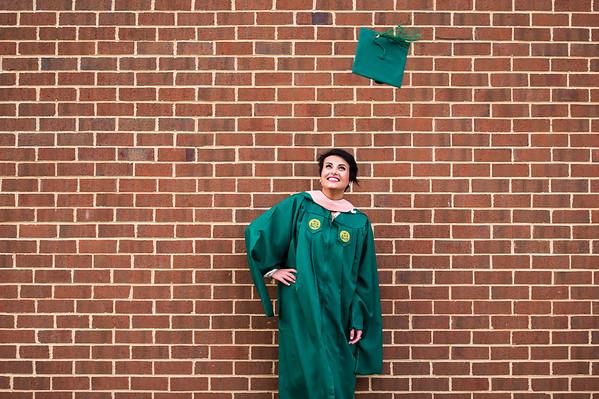 Dana's Graduation