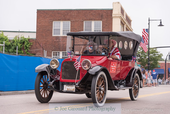 Town of Dedham Flag Day Parade 2017