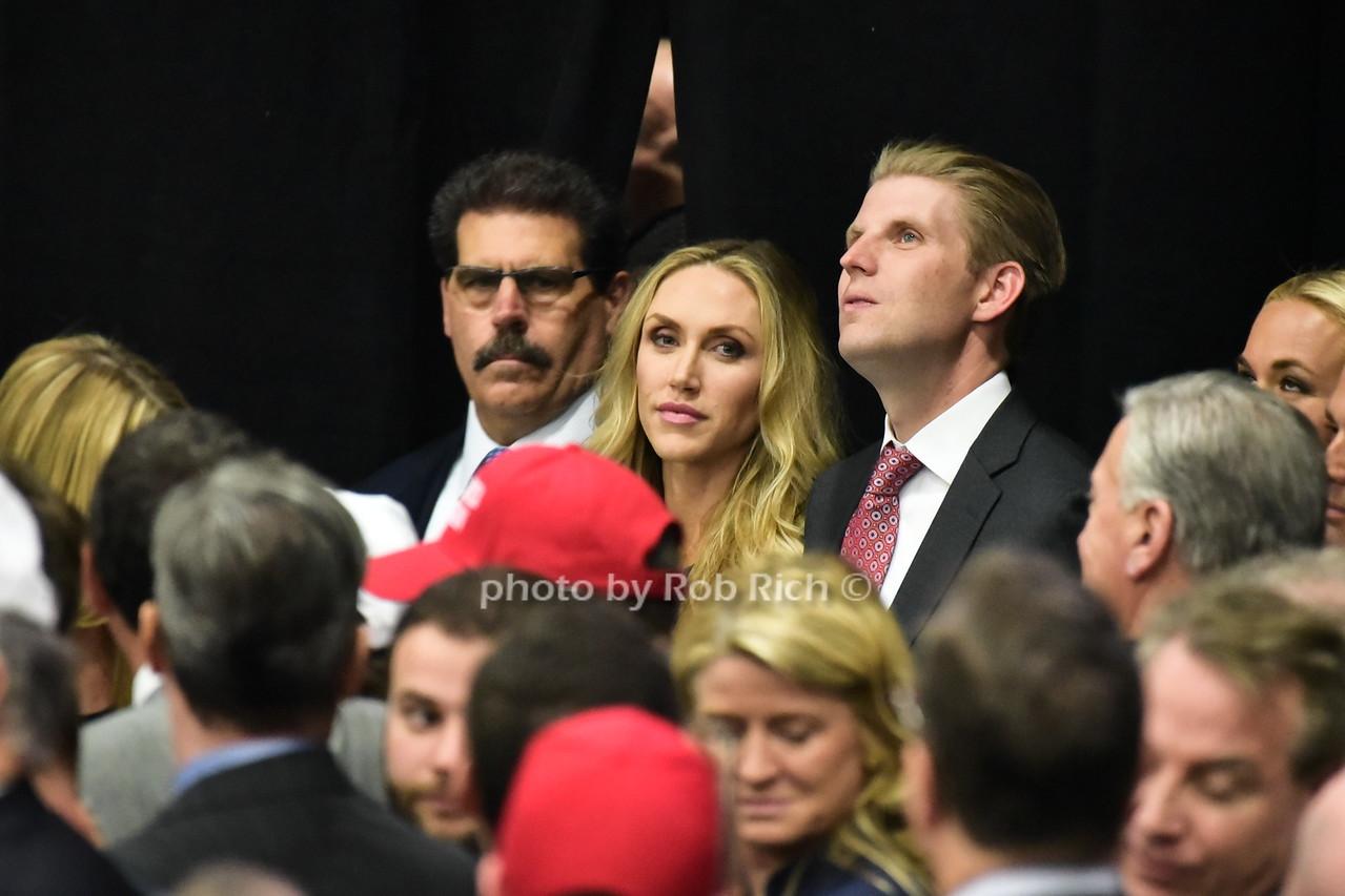 Lara Trump, Eric Trump  photo by Rob Rich/SocietyAllure.com © 2016 robwayne1@aol.com 516-676-3939