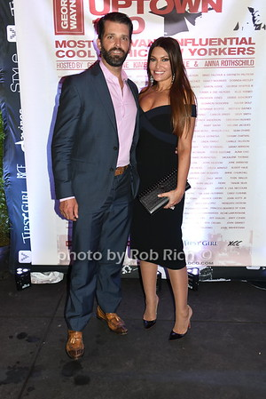 Donald Trump Jr., Kimberly Guilfoyle photo by Rob Rich/SocietyAllure.com ©2018 robrich101@gmail.com 516-676-3939
