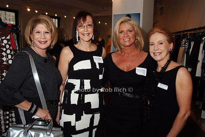 Andrea March, Leslie Grossman,Kathleen McFeeters, Donna Morgan  photo by Rob Rich © 2008 robwayne1@aol.com 516-676-3939