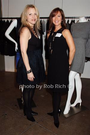 Stacy Esser,  Valerie Krioski  photo by Rob Rich © 2008 robwayne1@aol.com 516-676-3939