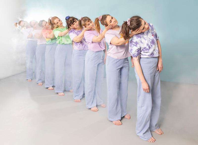 Dreams Drifting Randomly , HaHaHa Danceschool