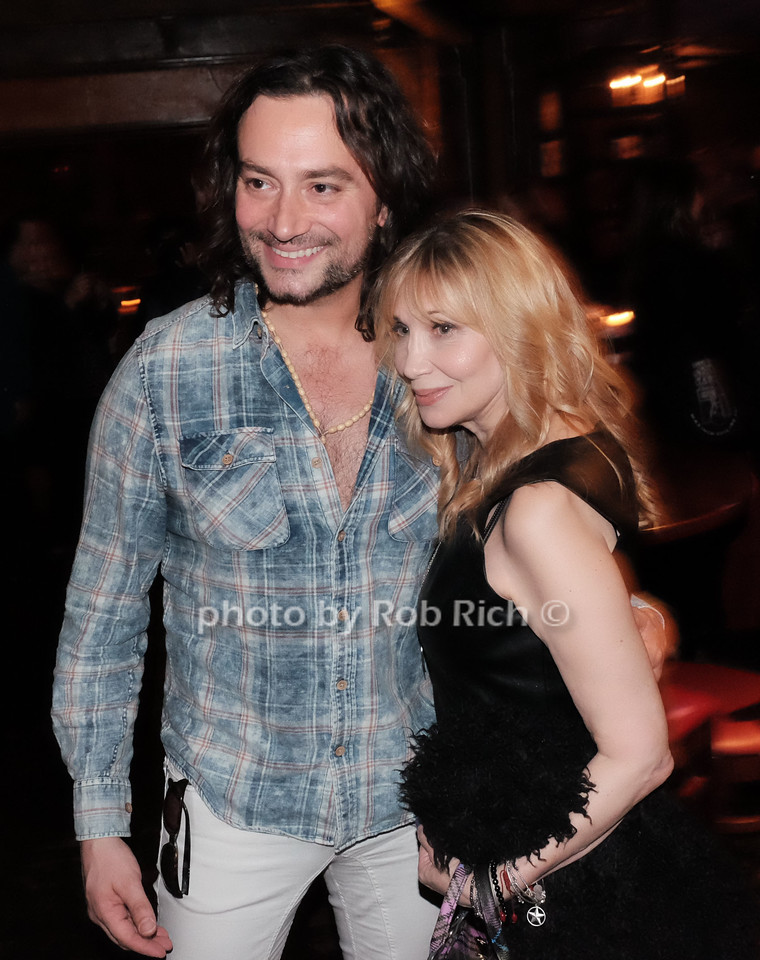 Constantine Maroulis, Maureen Van Zandt