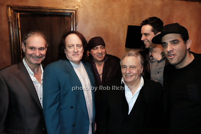 Steve Walter, Tommy James,Stevie Van Zandt,Eddie Brigati,Nick Cordero,Bobby Cannavale, photo by Rob Rich/SocietyAllure.com ©2017 robrich101@gmail.com 516-676-3939