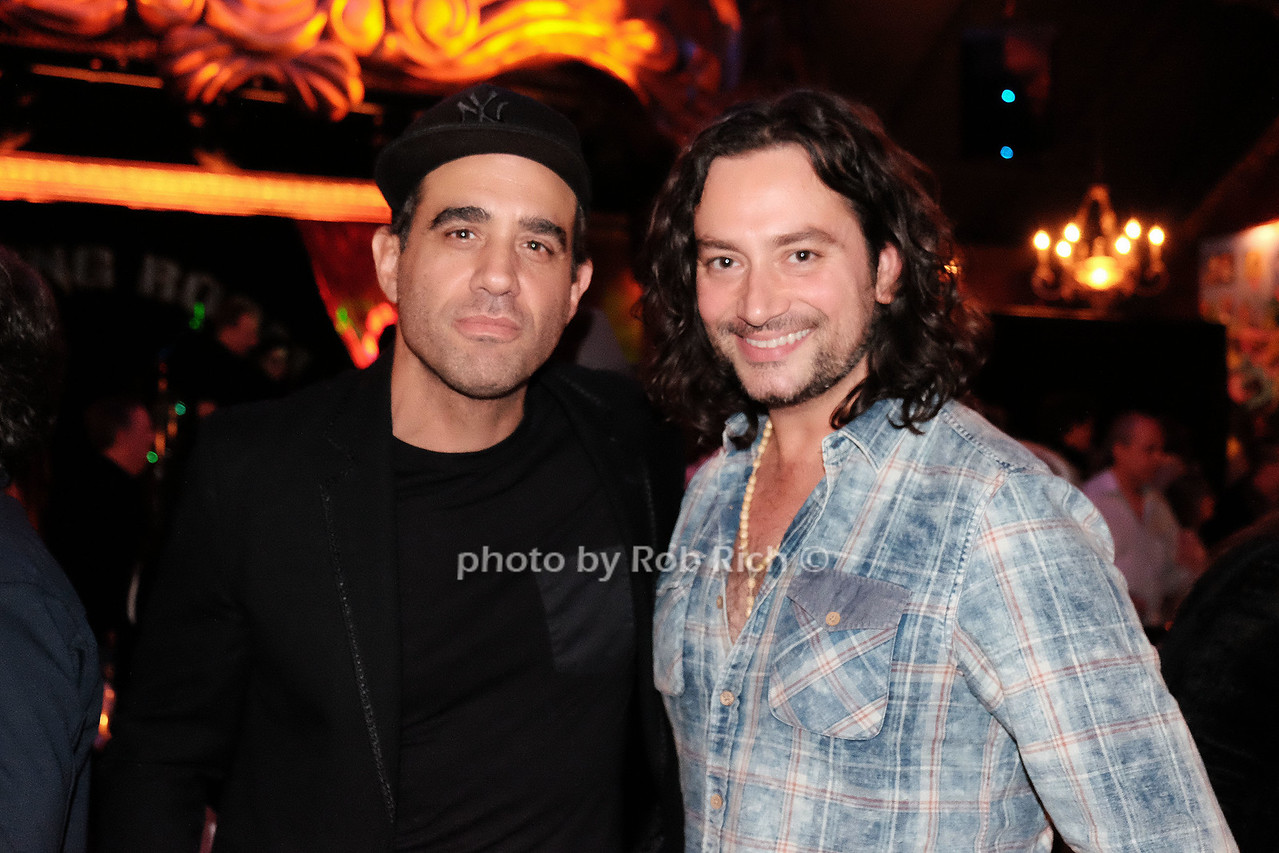 Bobby Cannavale,Constantine Maroulis 