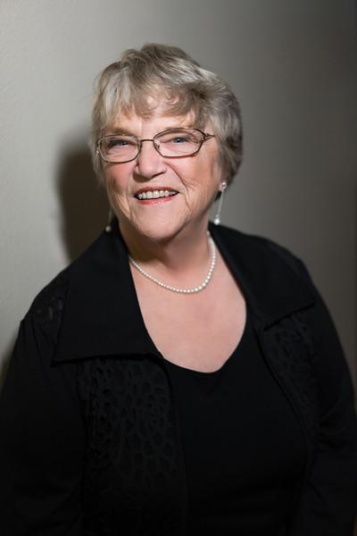 Elizabeth Rutherford, Chorus
