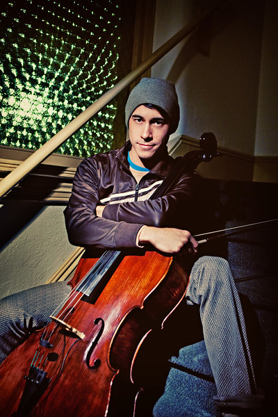 Charles Taggart, Cellist