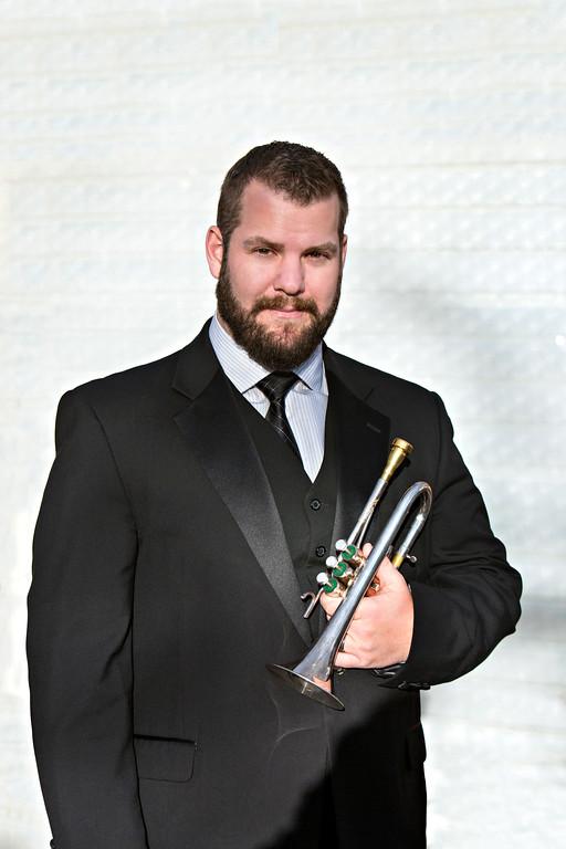 Joshua Dunlap, Trumpet Soloist