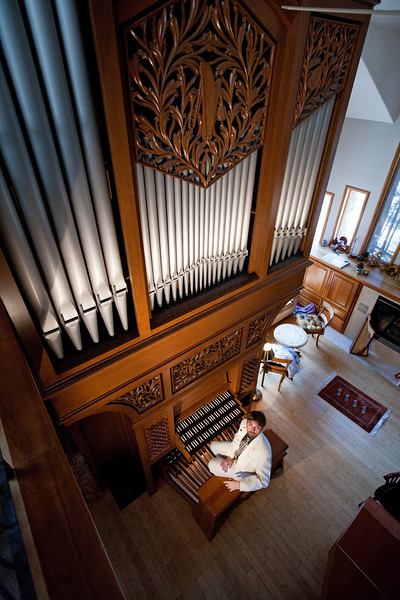 David Brock, Organ & Harpsichord