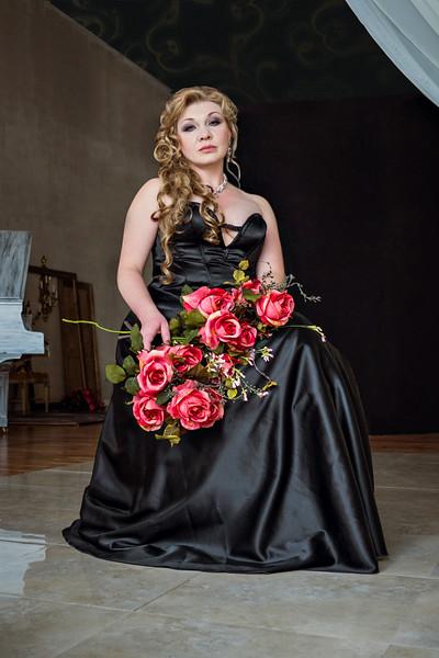 Liudmila Mullin, Mezzo-Soprano Soloist