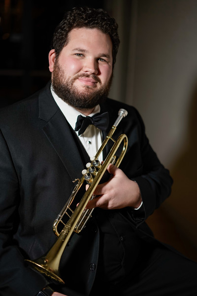 William Cates, Trumpet Soloist