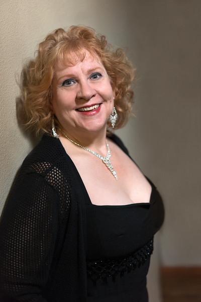 Becky Earl, Soprano Soloist