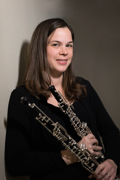 Rebecca Mueller, Oboe Soloist