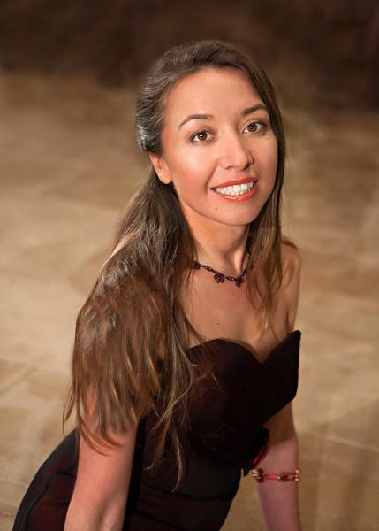 Anna Helwing, Soprano Soloist