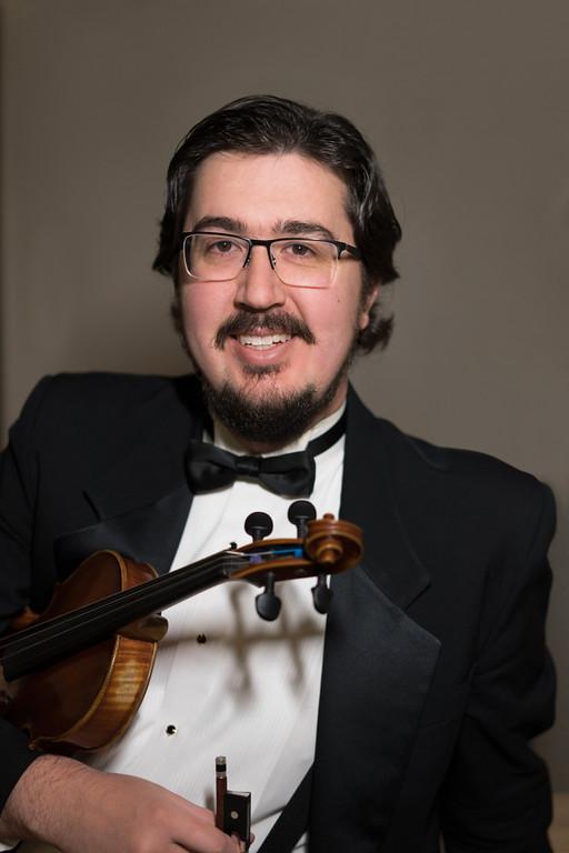 Brian Fox, Violin