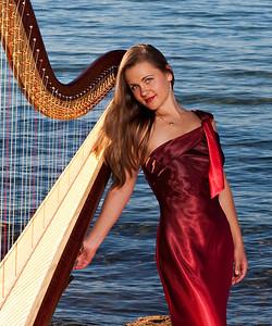 Marina Roznitovsky, Harp