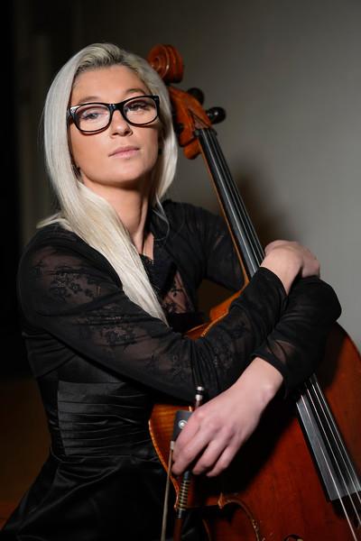 Caitlin Khoury, Cello