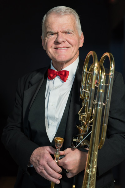 Alan Pierce, Trombone