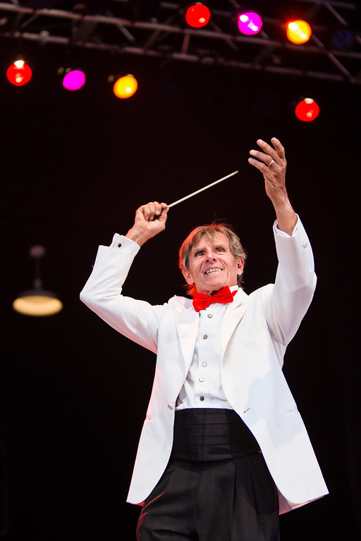 James Rawie, Conductor & Artistic Director
