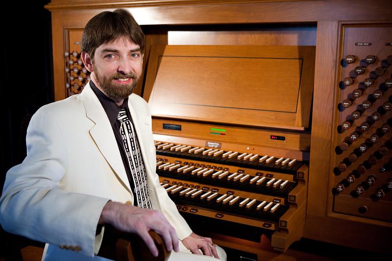 David Brock, Organ & Harpsichord