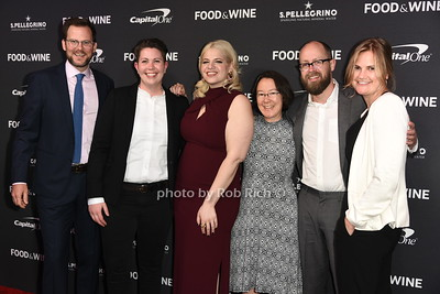 30th. Anniversary Food & Wine Best New Chefs