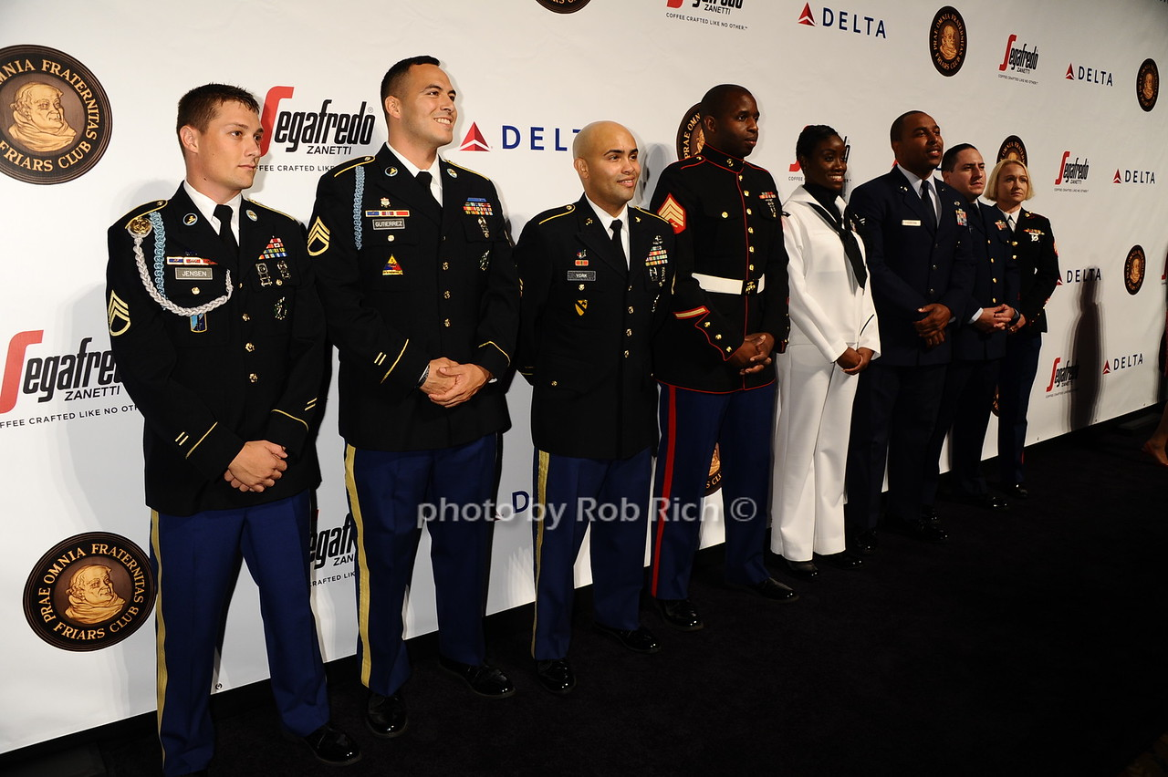US servicemen