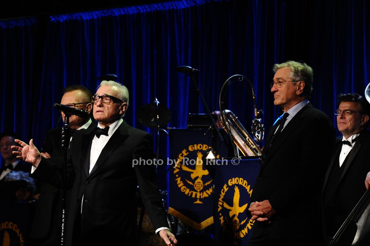 Martin Scorsese, Robert De Niro photo  by Rob Rich/SocietyAllure.com © 2016 robwayne1@aol.com 516-676-3939