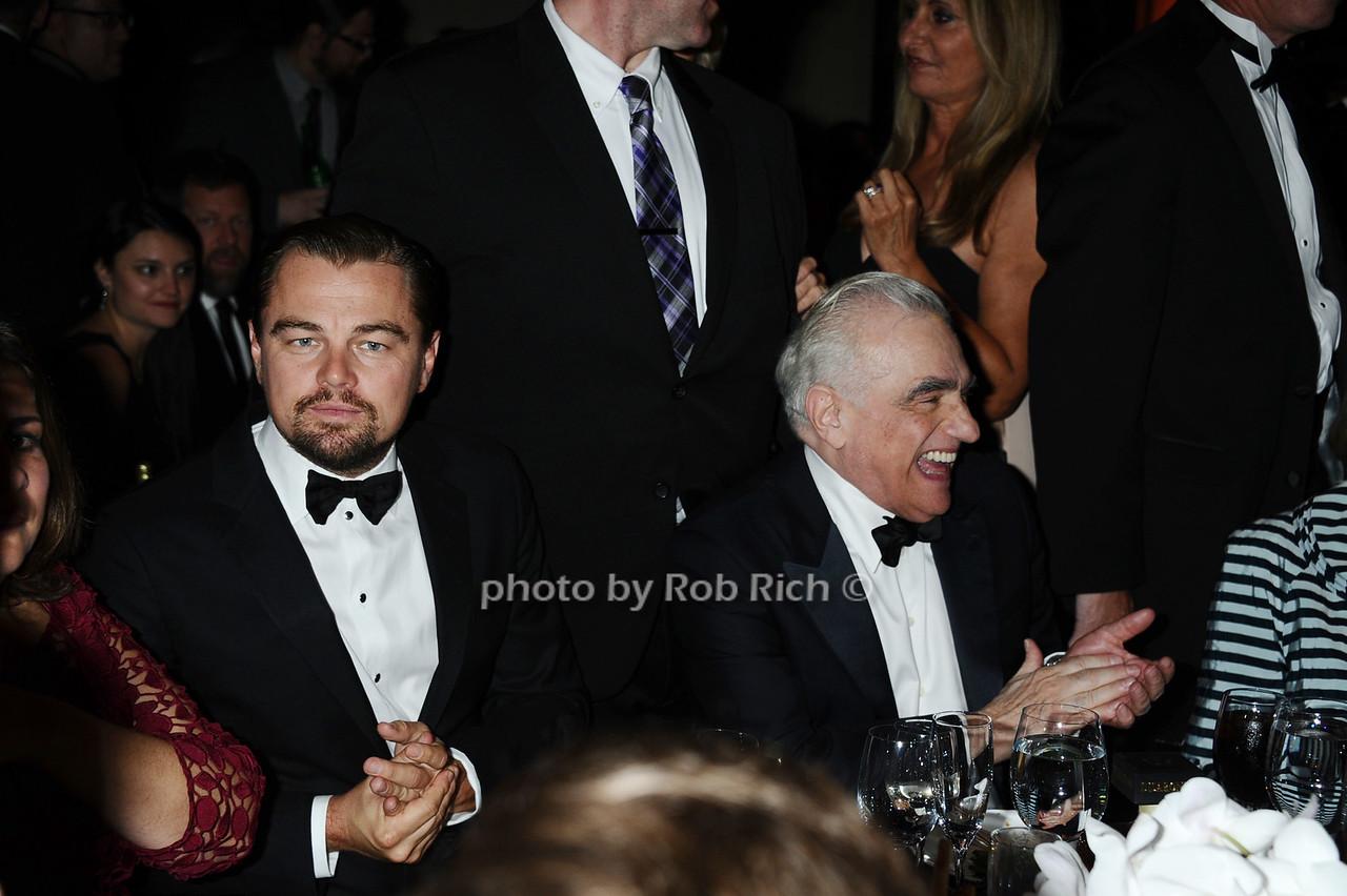 Leonardo DeCaprio, Martin Scorsese