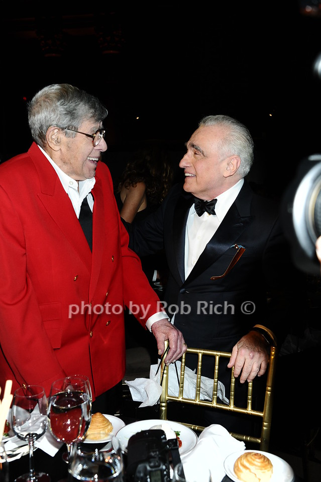 Jerry Lewis,Martin Scorsese