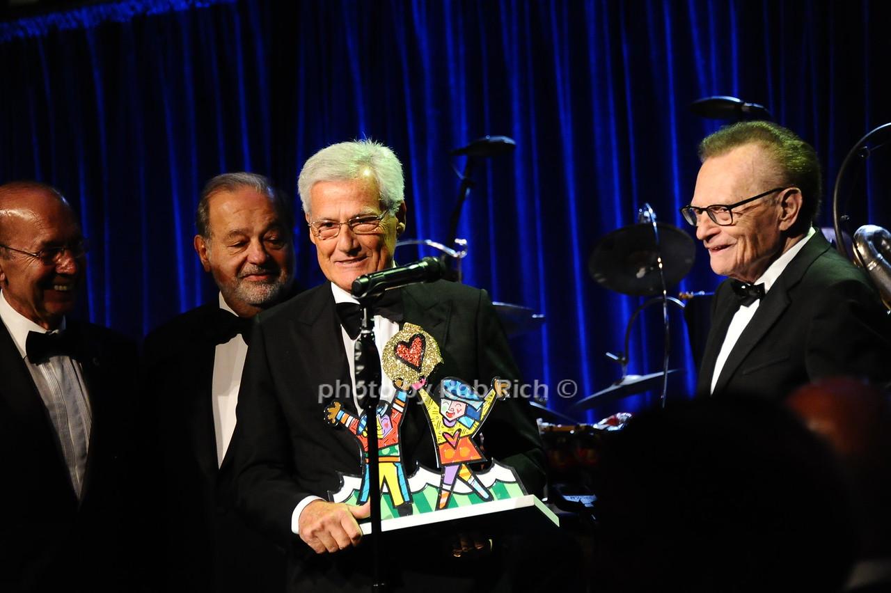 Carlos Slim, Massimo Zanetti, Larry King photo by Rob Rich/SocietyAllure.com © 2016 robwayne1@aol.com 516-676-3939