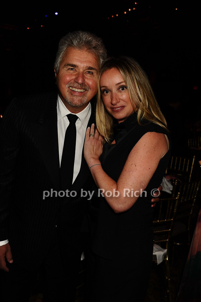 Steve Tyrell and Ana Gerzon