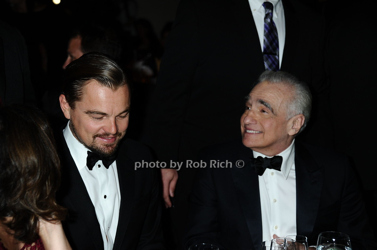 Leonardo DeCaprio, Martin Scorsese